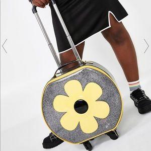 dELiA*s | Wild Flower Roller Bag by Doll's Kill